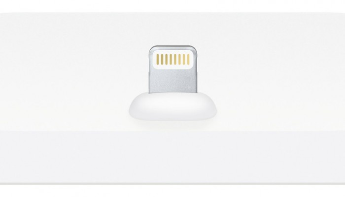 Nuevo Dock de carga Lightning para iPhone y iPad