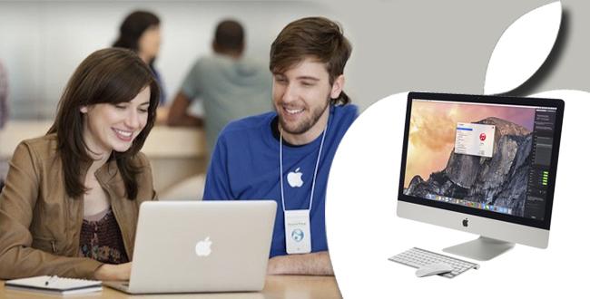 Apple sin rivales en el soporte técnico para ordenadores