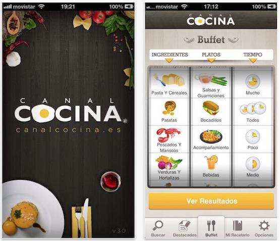 Las 4 mejores apps de cocina de la app store iosmac for Canal cocina cocina de familia