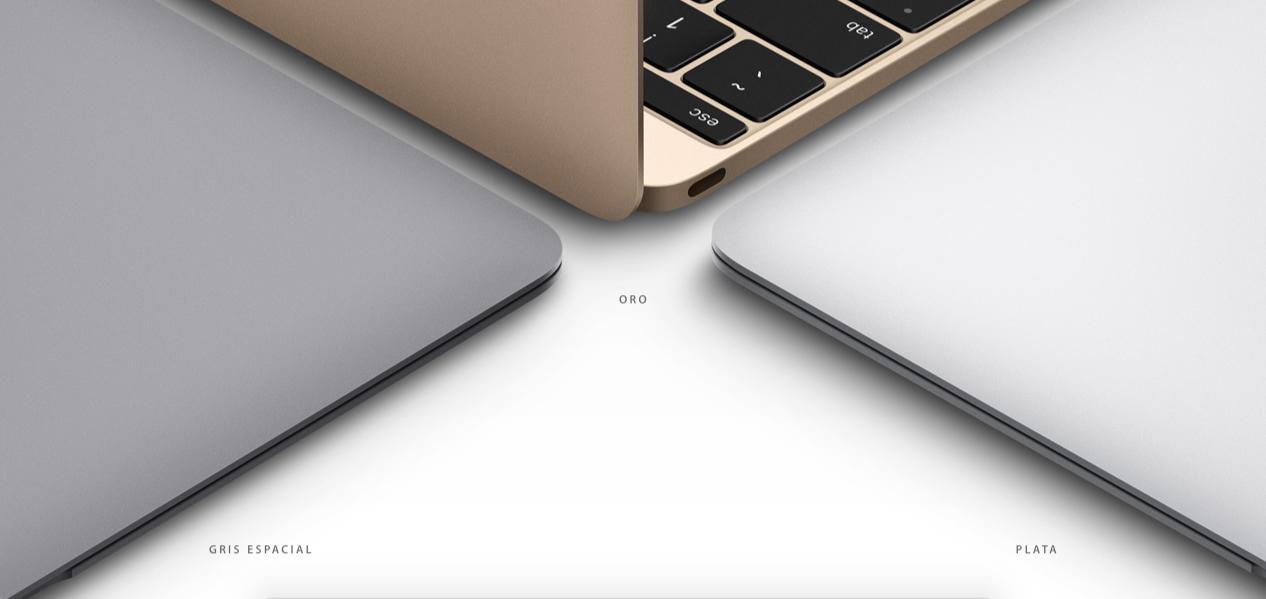 Review] Nuevo MacBook 2015, un producto único - iOSMac