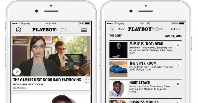 Playboy Now disponible para iOS gratis