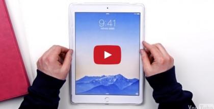 supuesto iPad Pro vs iPad Air 2