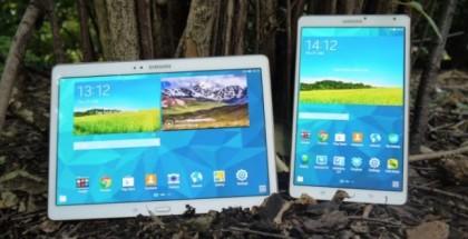 tablet Samsung con 4 GB de RAM