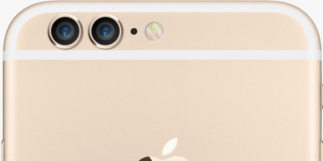 Apple podría preparar una doble cámara para el iPhone 6S