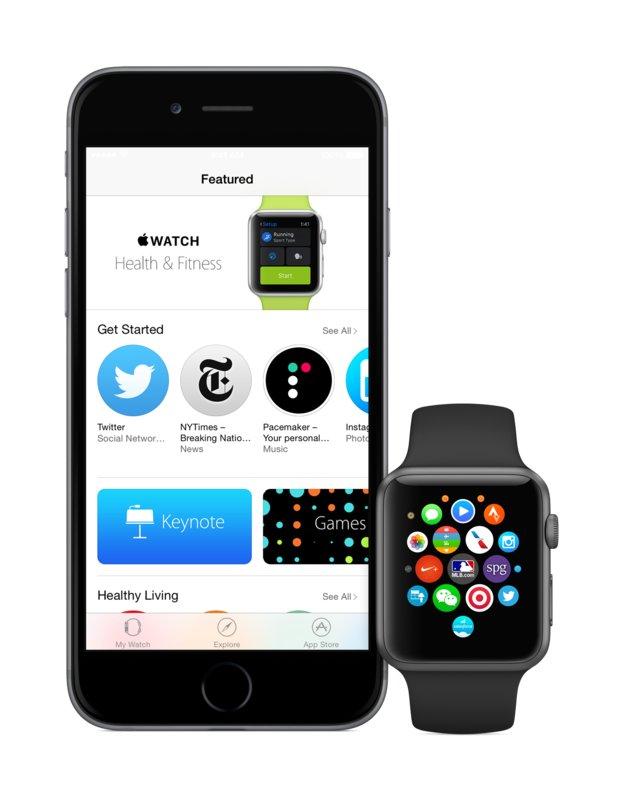 App Store Watch