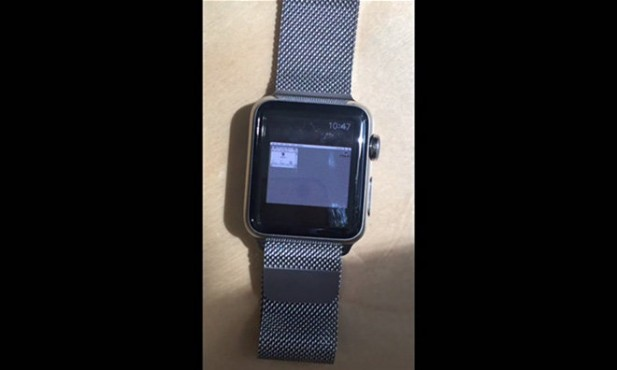 Ejecutan Macintosh OS 7.5.5 de 1996 en un Apple Watch