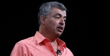 Eddy Cue, responsable de Apple para Apple Music
