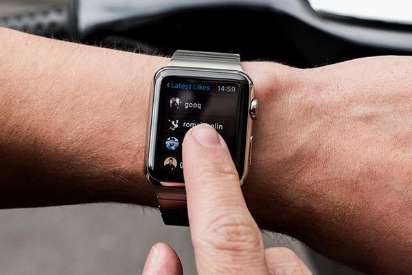 El Apple Watch es solo una extensión del iPhone