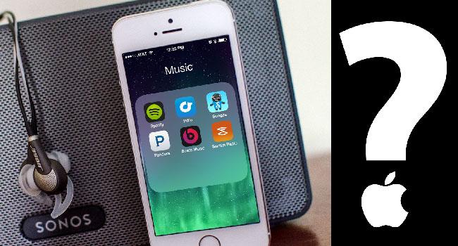 Apple Music: los sellos discográficos quieren más