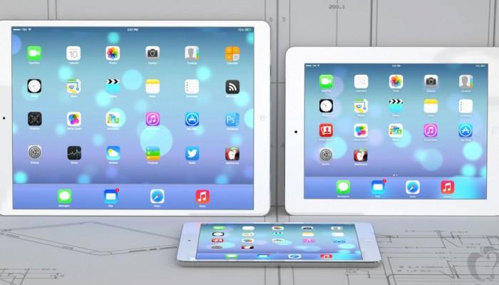Apple deja pistas del iPad Pro en el teclado de iOS 9
