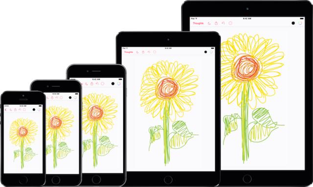 Thoughts para iOS: dibuja, diseña, crea
