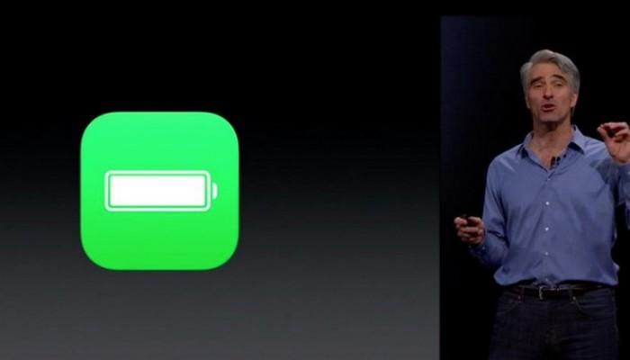 iOS 9: El modo de ahorro energético reduce el rendimiento
