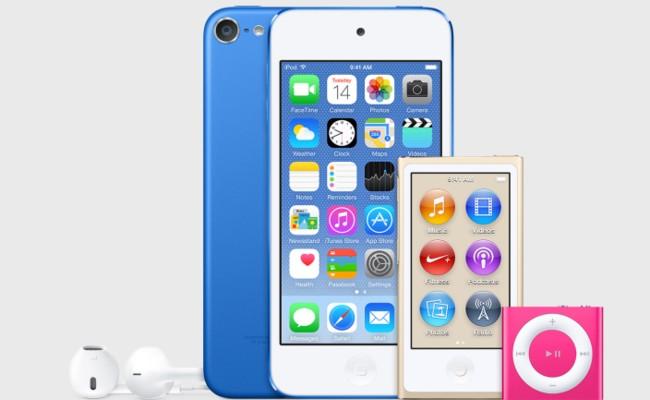 ¿Posibles nuevos iPod el 14 de Julio?