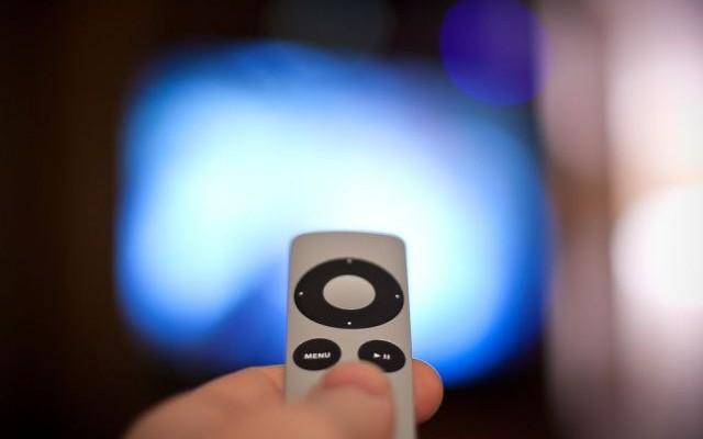 Touch ID averiguará quién está mirando Apple TV
