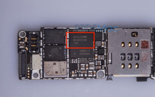 iPhone 6s, nuevo chip