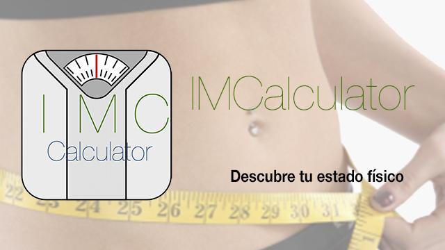 Descubre tu estado físico gracias a IMCalculator