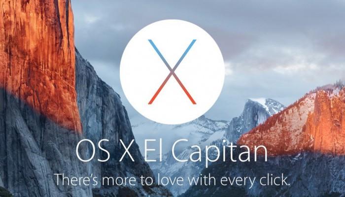 OS X Capitan