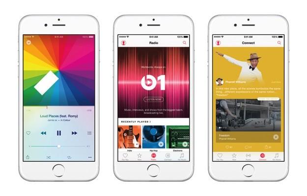 Apple Music vs Spotify: Comparación visual