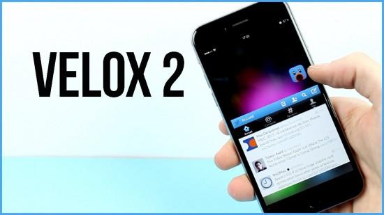 Velox 2 ya est� disponible para iOS 8.4