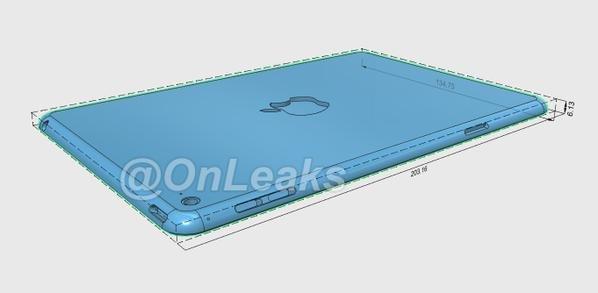 Se filtran los nuevos modelos de iPad mini 4 y Air