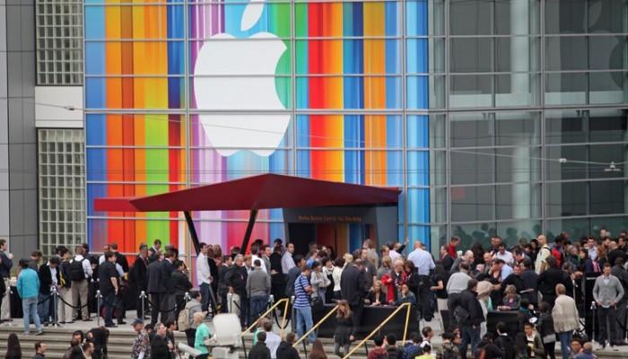 fanáticos-Apple