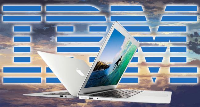 IBM planifica la compra de hasta 200.000 Macintosh al año para sus empleados