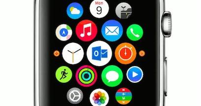 Microsoft Outlook para el Apple Watch