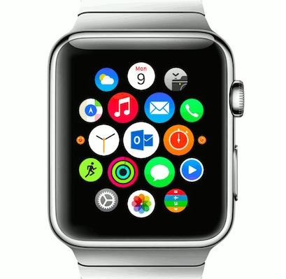 Microsoft Outlook para el Apple Watch
