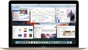 Organizador OS X El Capitan