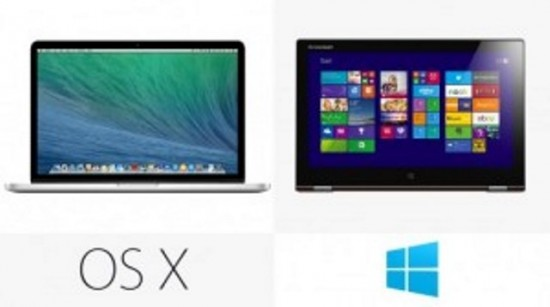 Windows 10 o OS X Yosemite, ¿y si usamos ambos sistemas""