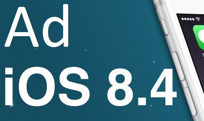 Apple deja de firmar iOS 8.4 con la salida de iOS 8.4.1