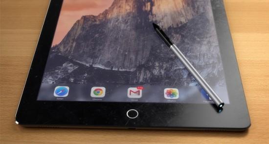 Apple patenta un innovador stylus