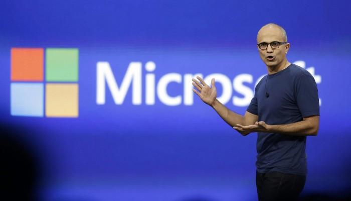 Satya Nadella, el CEO de Microsoft, desata su genialidad