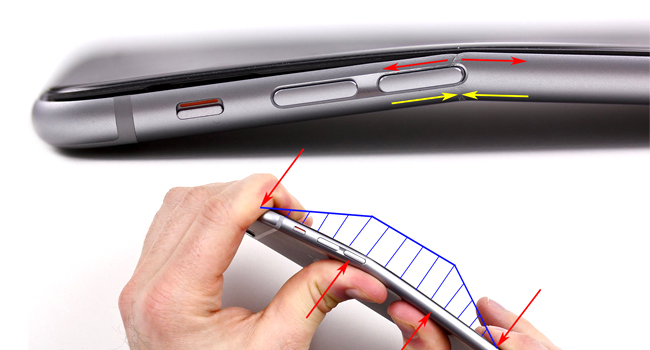 iPhone 6s, el esperado adiós al Bendgate