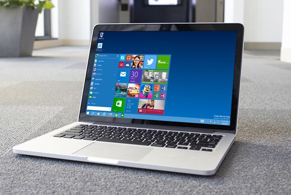Ya puedes disfrutar de Windows 10 en tu Mac con BootCamp 6