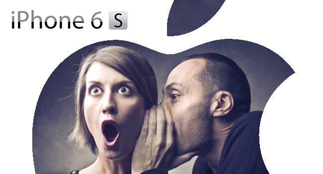 iPhone 6s: comenzará a partir de los 16 GB en adelante