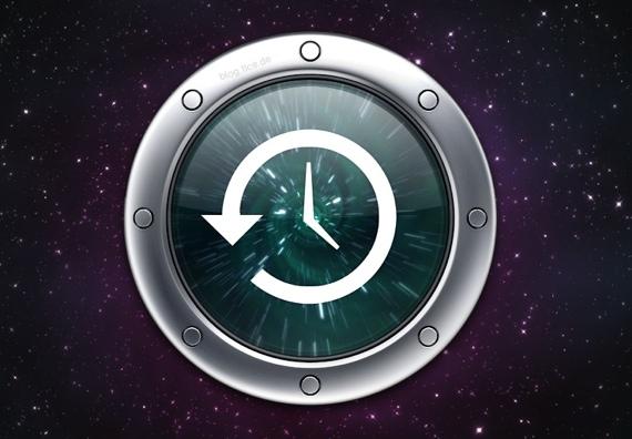 Cómo borrar copias antiguas de Time Machine