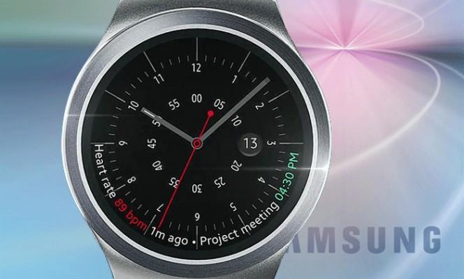 Gear S2: así luce el nuevo smartwatch de Samsung