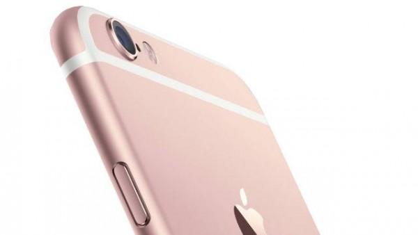 El iPhone 6S oro rosa se lleva el récord de reservas