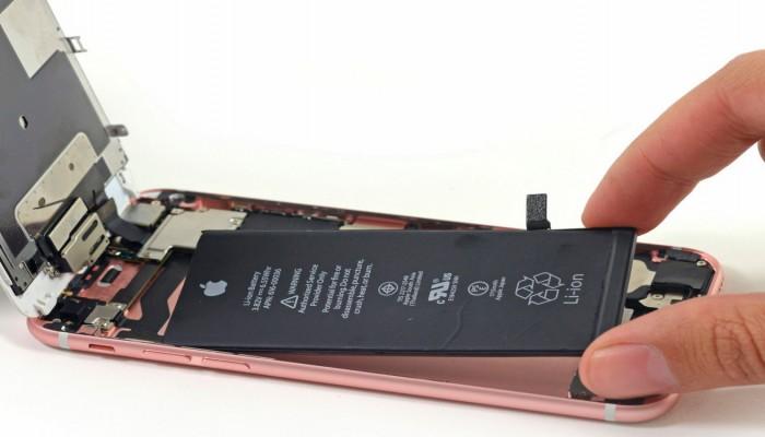 Cómo reemplazar la batería y pantalla del iPhone 6s