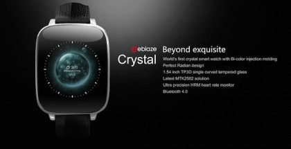 Zeblade Crystal smartwatch-11