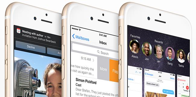 Cómo programar la instalación de actualizaciones en iOS 9