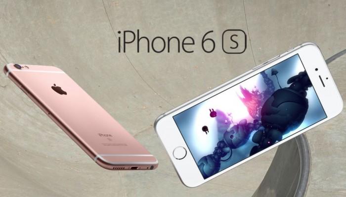 ¿Actualizar al iPhone 6s?