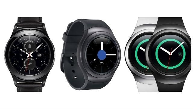 Samsung quiere que su smartwatch Gear S2 sea compatible con iOS