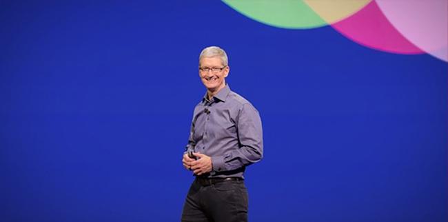 Tim Cook WWDC