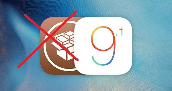 Apple lanza iOS 9.1 y cierra el Jailbreak