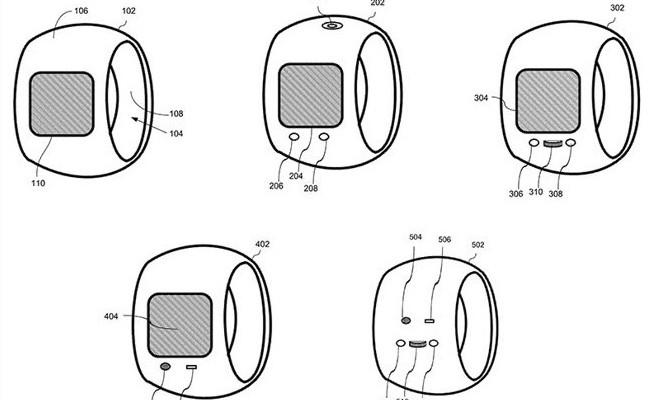 Apple inventa el iRing: anillo con control de voz y cámara