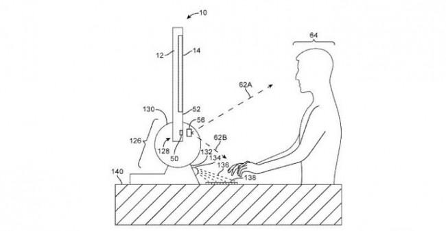 La cámara del iPhone podría permitir usar teclado virtual