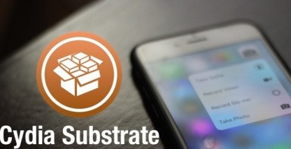 Cydia substrate ios9