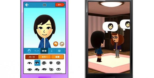 Miitomo primer juego de Nintendo para smartphones